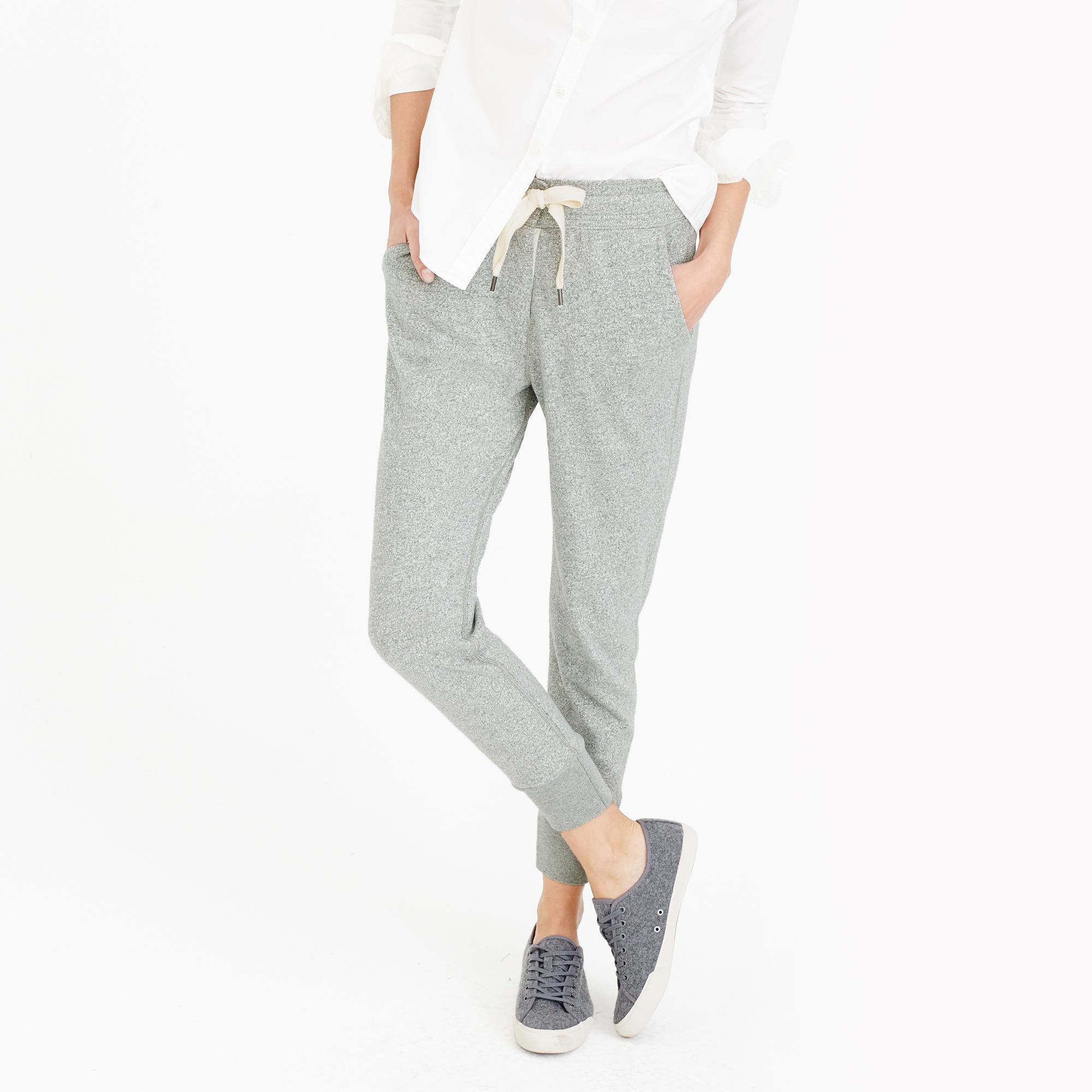 Skinny trouser sweatpant : Women sweatpants & leggings | J ...
