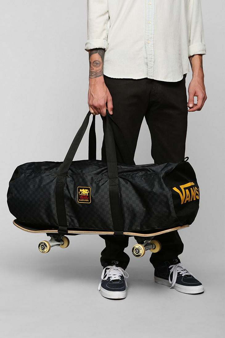 Lyst Urban Outfitters Vans Black Label Skateboards