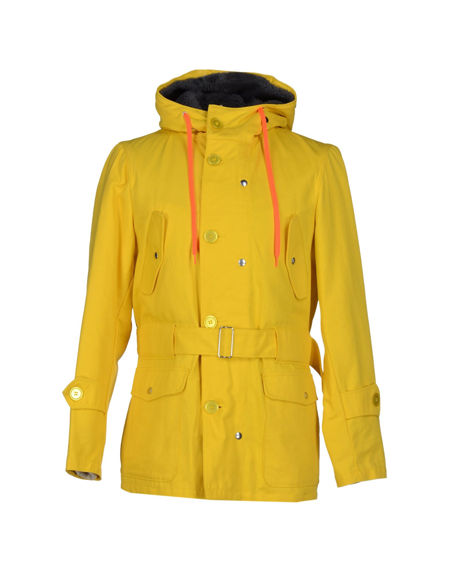 Equipe 70 Jacket in Yellow for Men | Lyst