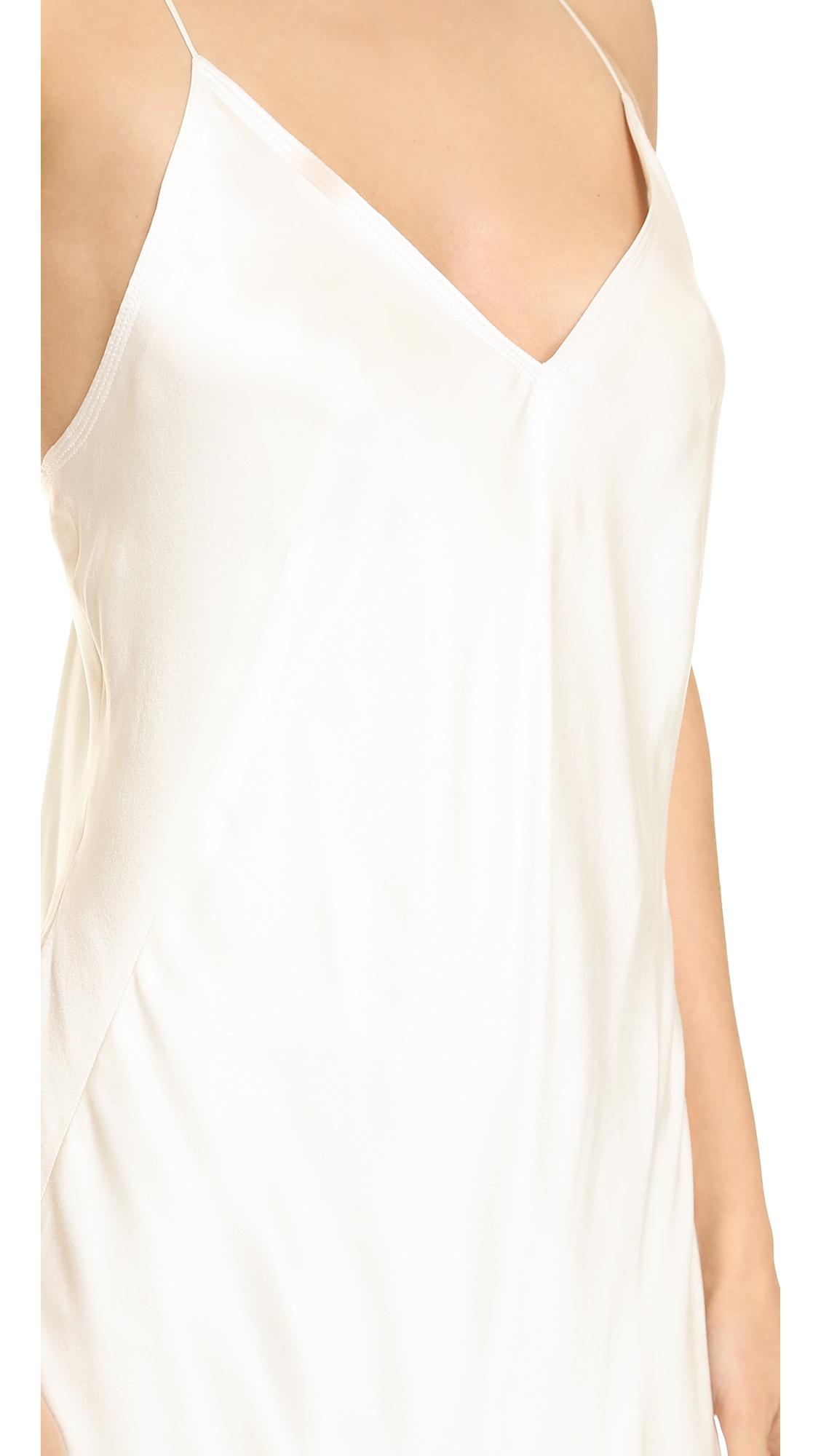Turmec » strapless white dress slip 05f8290bb