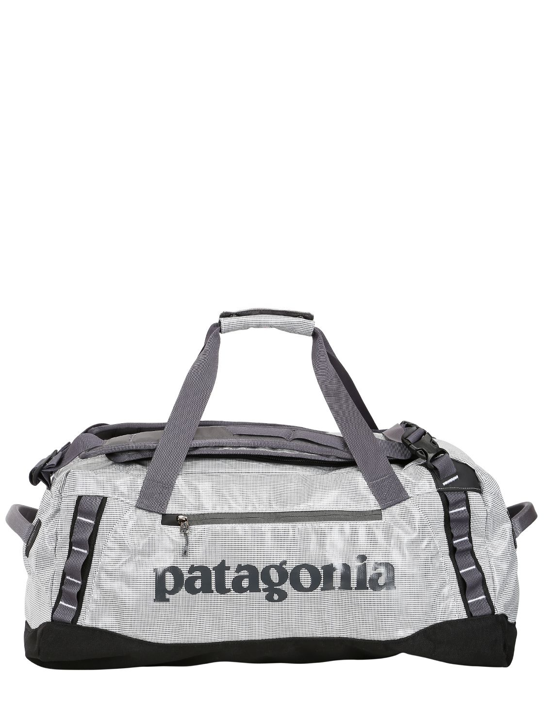 Patagonia Black Hole Duffle Bag In White For Men Lyst