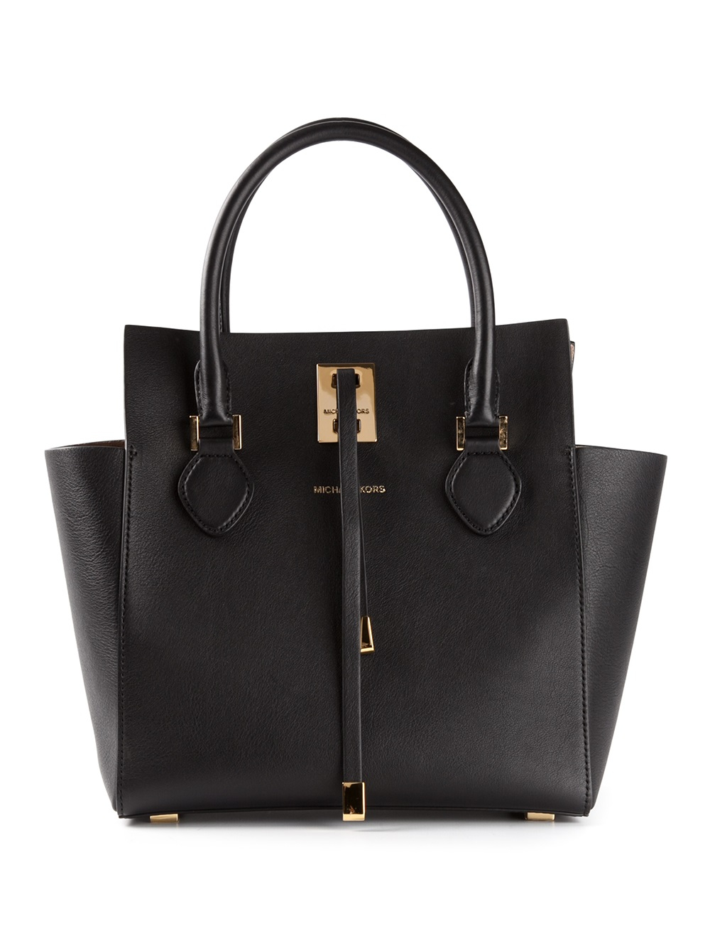 1bef396acfbd Gallery. Previously sold at: Farfetch · Women's Trapeze Bags Women's Michael  By Michael Kors Miranda