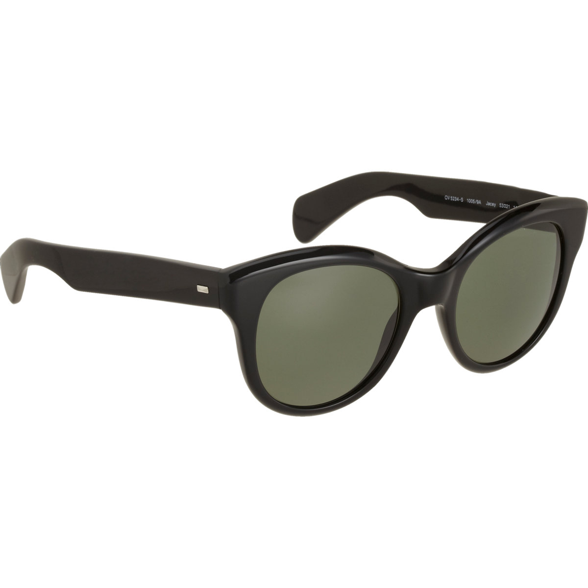 Oliver Peoples Jacey Sunglasses In Black Lyst