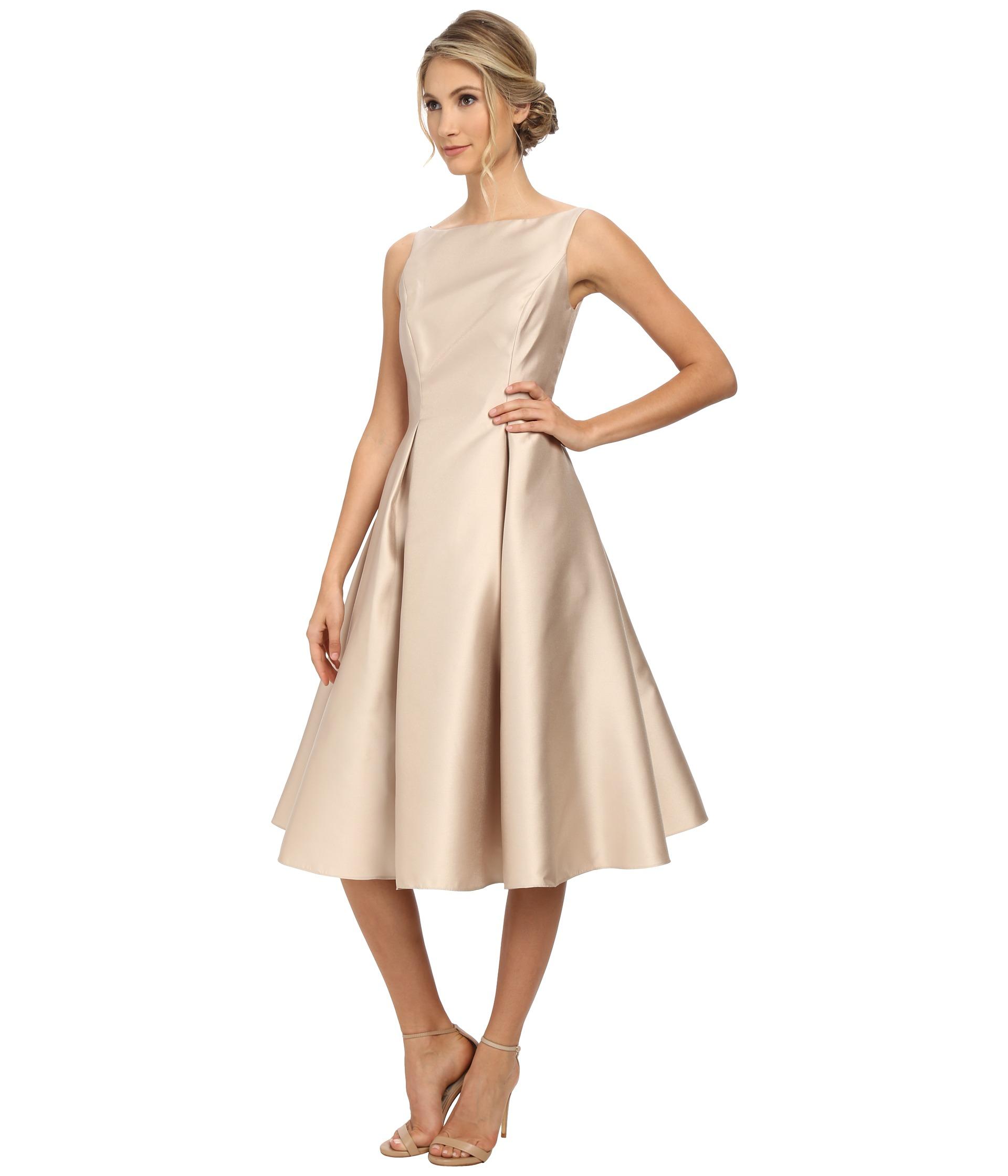 Tea Length Dresses for Women