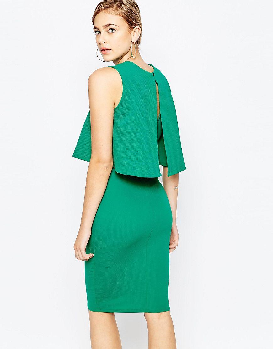 Midi Green Dresses