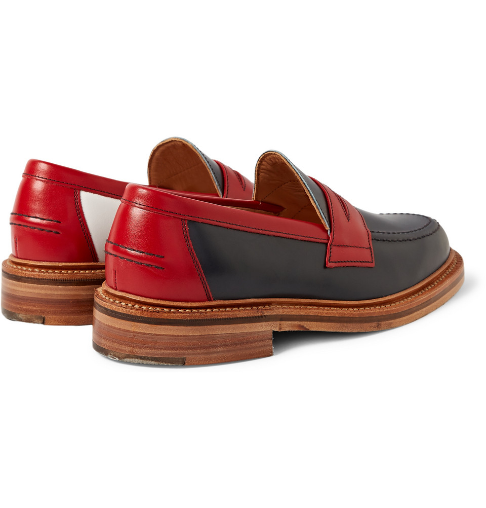 a3c8855fc38 Gallery. Previously sold at  MR PORTER · Men s Penny Loafers ...