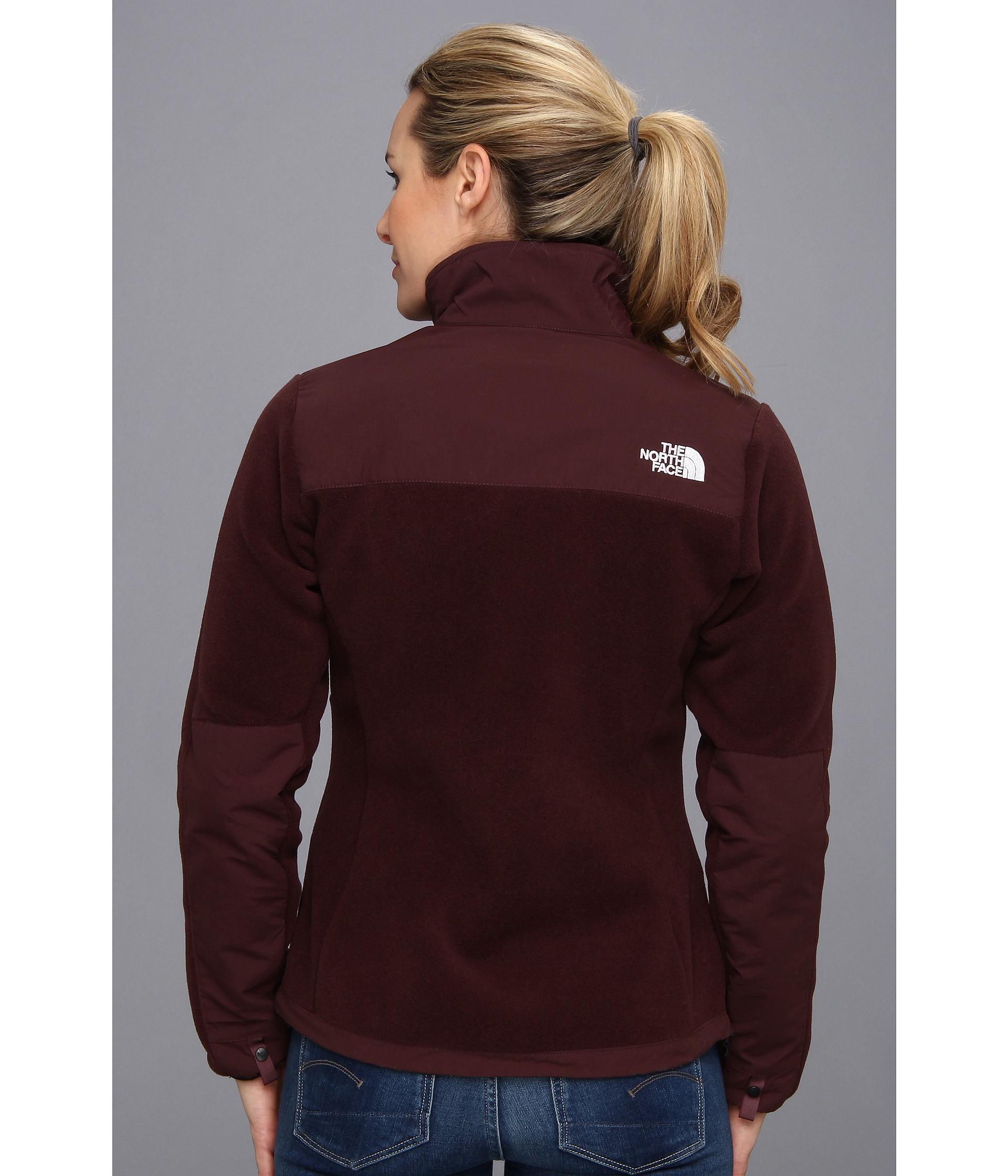 2396a9903 italy womens brown north face denali jacket f166f 2e339