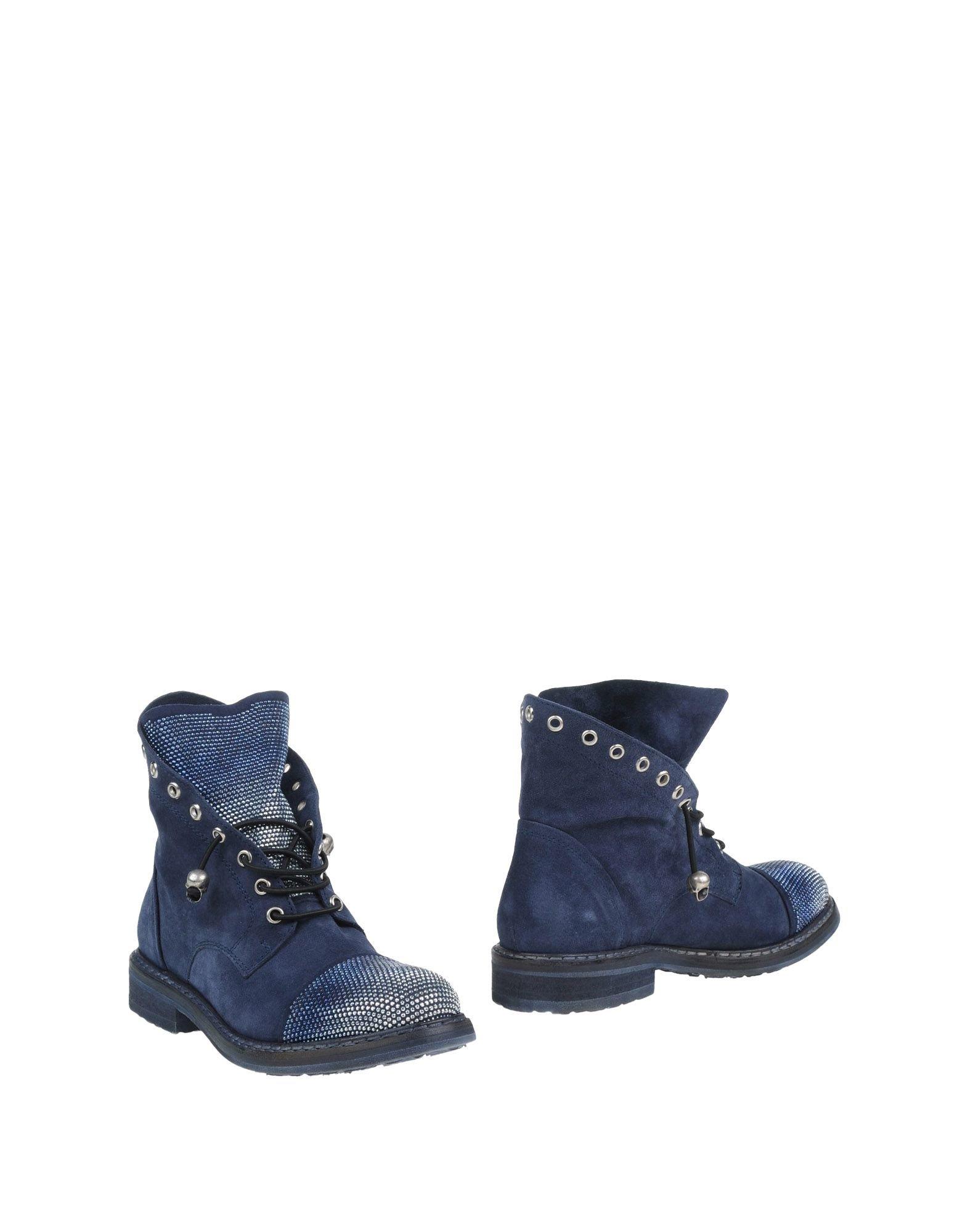 Fru It Ankle Boots In Pastel Blue Blue Lyst