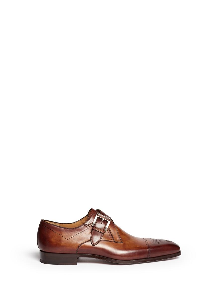 Church S Toe Cap Double Monk Shoes