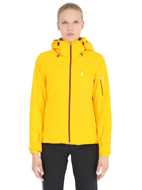 Vellidte peak performance anima jacket w TL-73