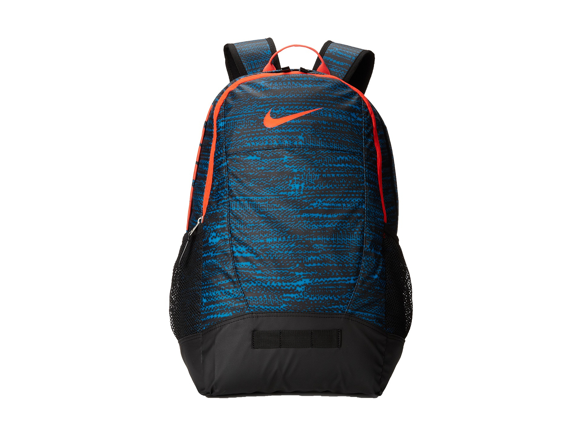 d44e337c9036 Lyst - Nike Team Training Medium Backpack - Graphic in Blue