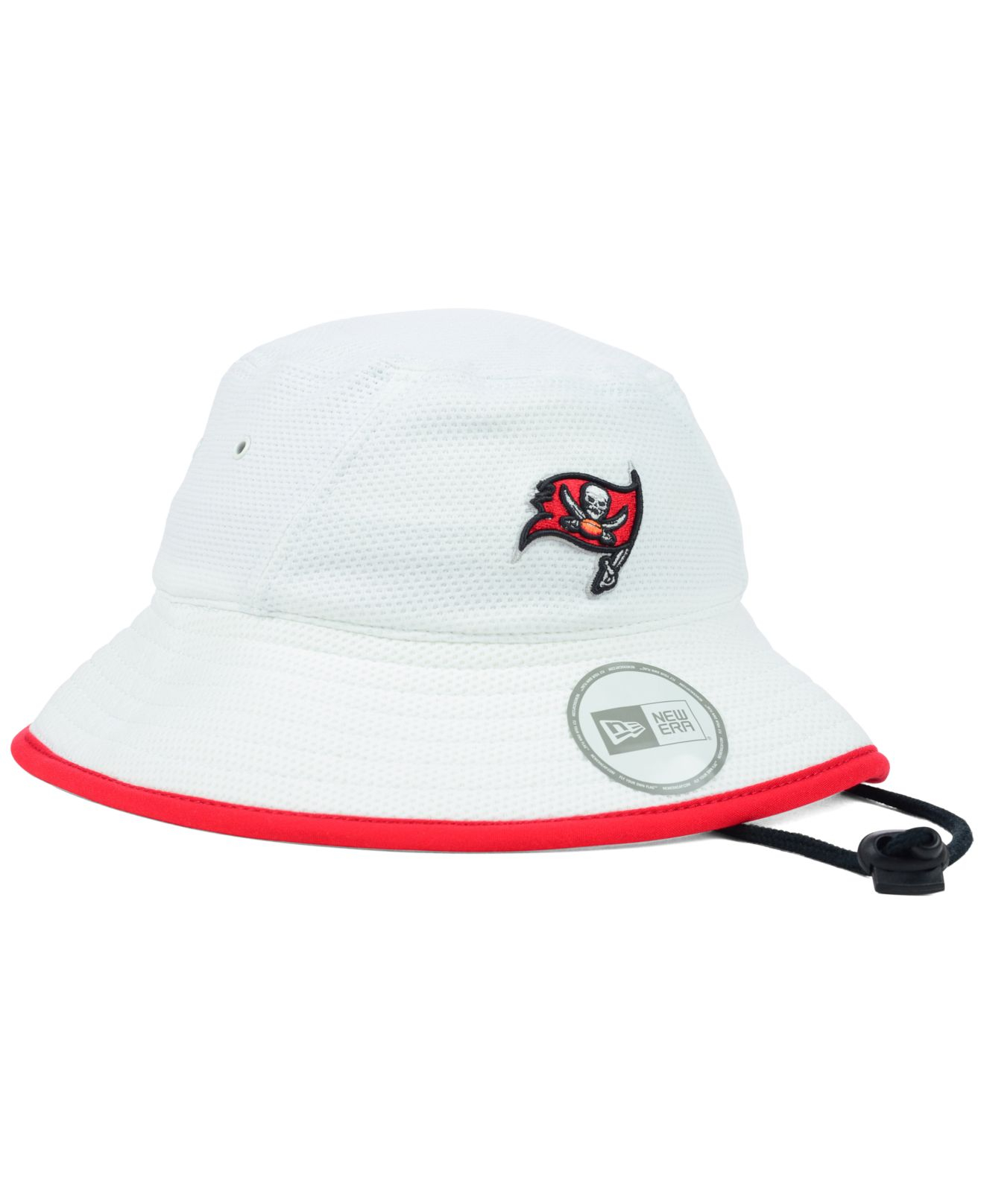 fea15eb5bdf00 Lyst - KTZ Tampa Bay Buccaneers Training Camp Bucket Hat in White ...