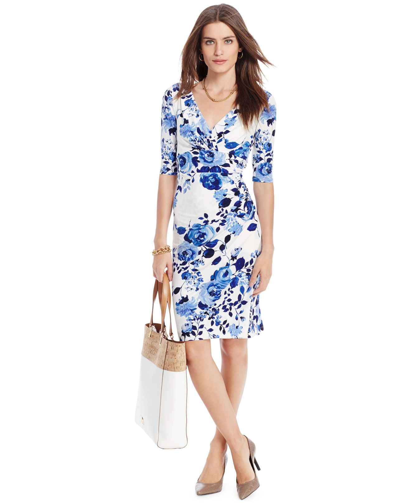 Find petite wrap dress at ShopStyle. Shop the latest collection of petite wrap dress from the most popular stores - all in one place.