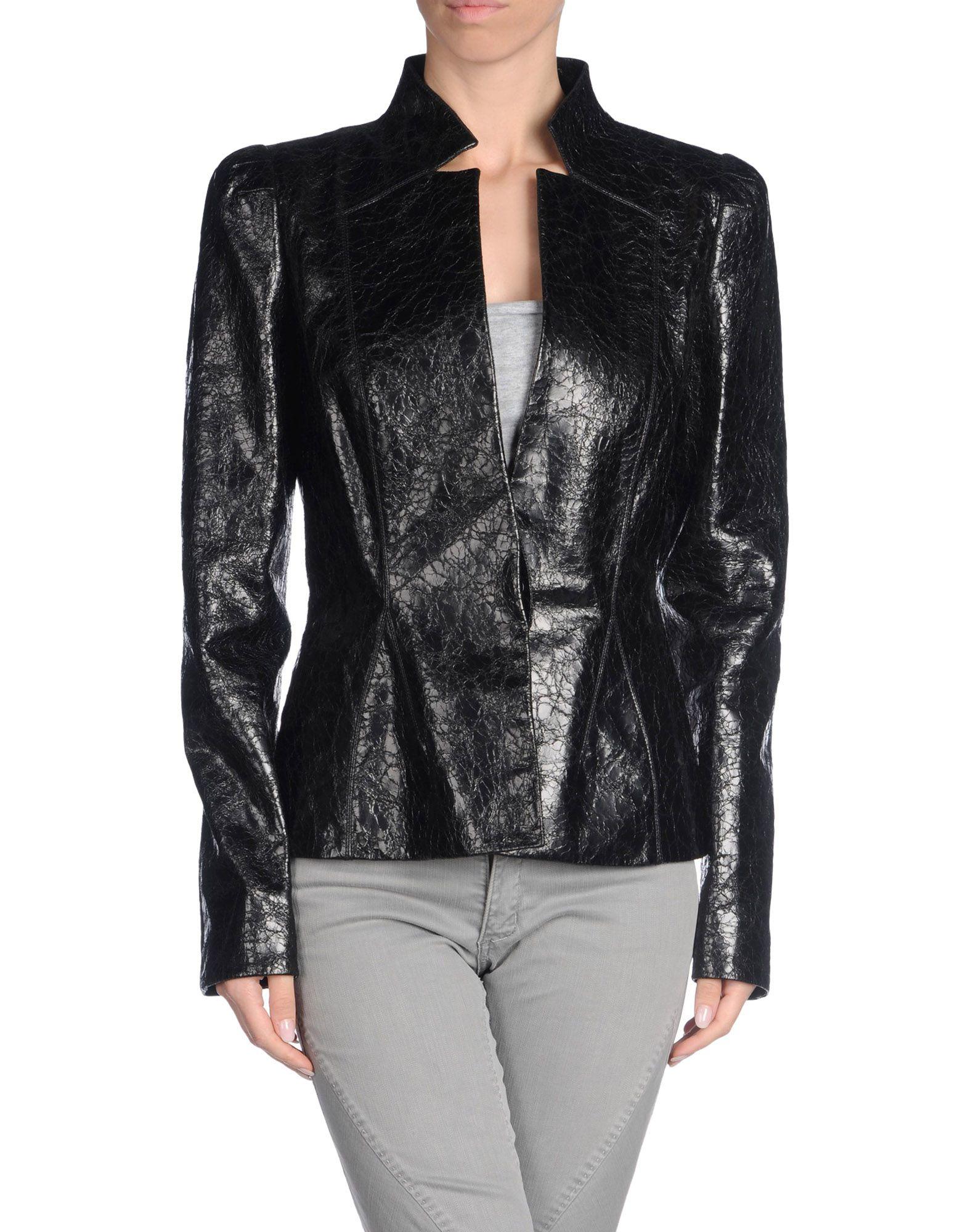 Lyst Gucci Blazer In Black