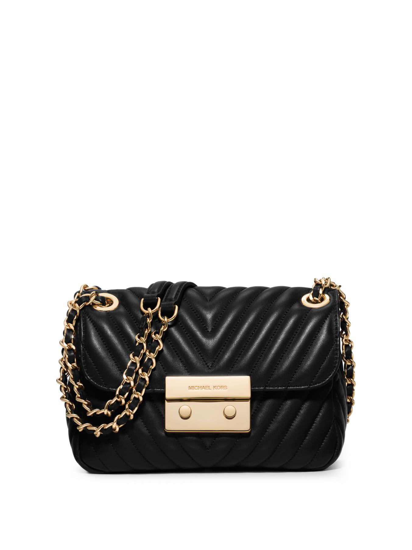 8654469a39f Gallery. Previously sold at  Saks Fifth Avenue · Women s Michael By Michael  Kors Sloan Women s Michael Kors Quilted ...