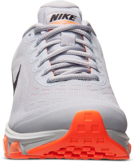 Nike Air Max Tailwind 6 Hommes - Chaussures Nike Hommes Air Max Tailwind 6 Fonctionnement Chaussures De Tennis From Finish Ligne Wlf Gryblck Ttl Orng Pr Code Promo