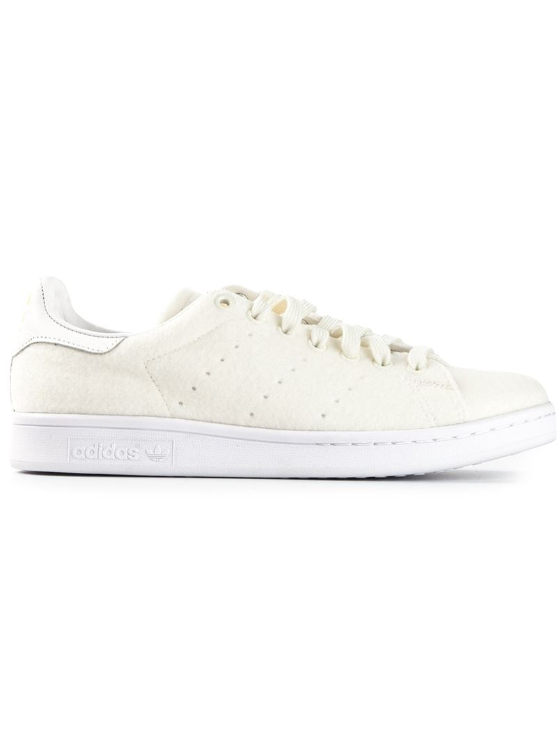 dd774af2a7 adidas Originals 'stan Smith Tns' Sneakers in White for Men - Lyst