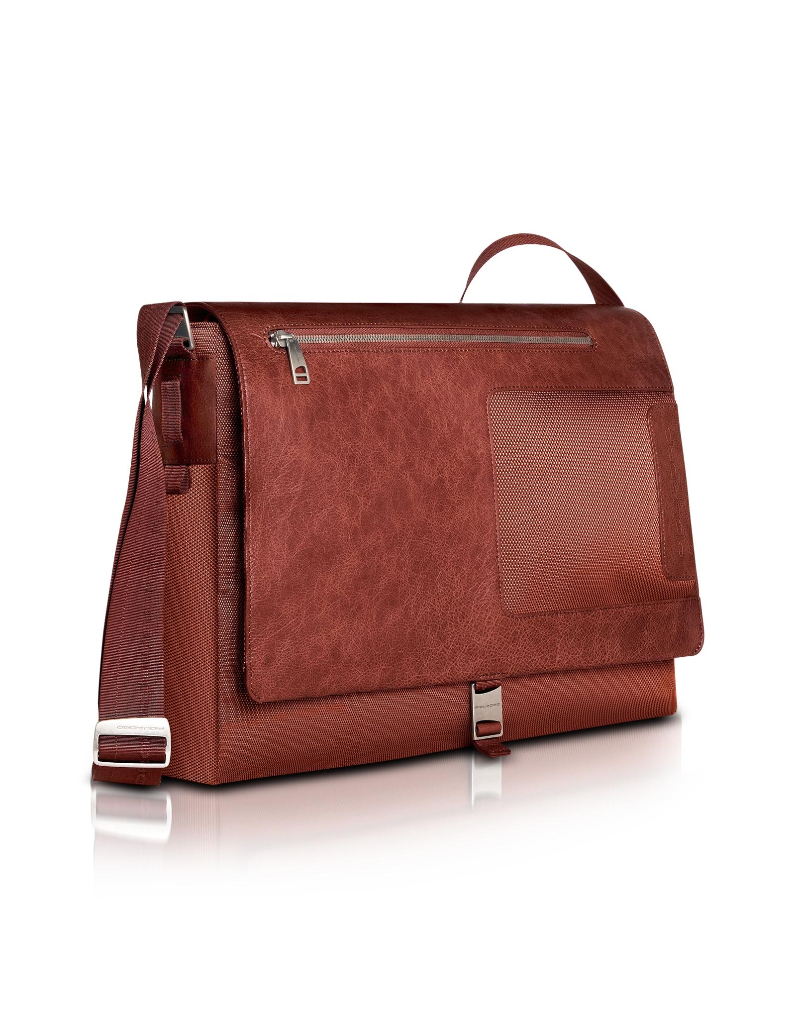 Nylon Laptop Messenger Bag 3