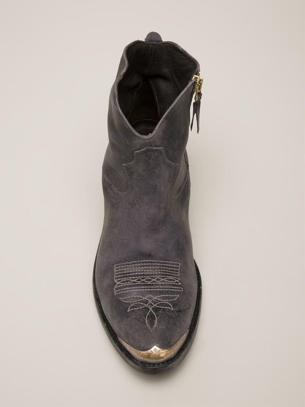 c1f600de86bb22 Golden Golden Golden Boots Blue Lyst Goose Goose Goose  Young  in Deluxe  Brand xqvqBw