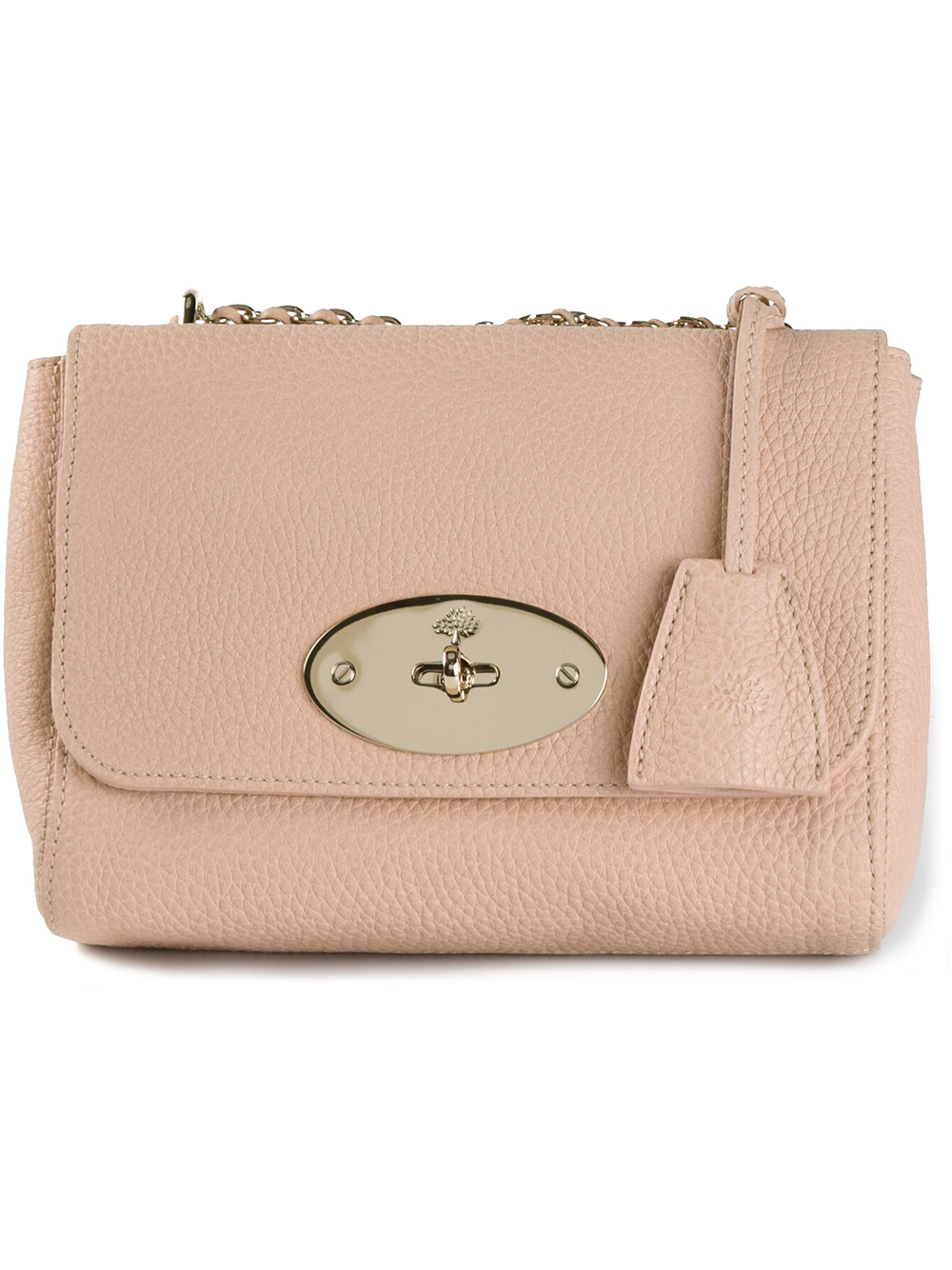 ... coupon lyst mulberry lily shoulder bag in pink 1bb98 c6cc5 ... 10b7c8d739bdd