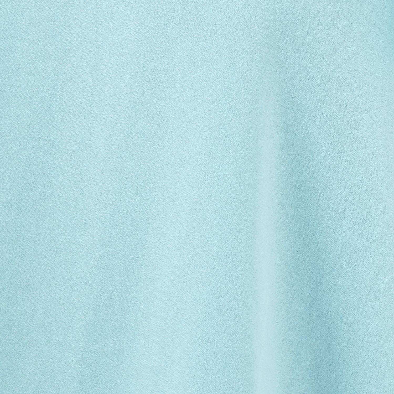 055ddf86397386 River Island Light Blue Cold Shoulder Frilly Sleeve Top in Blue - Lyst