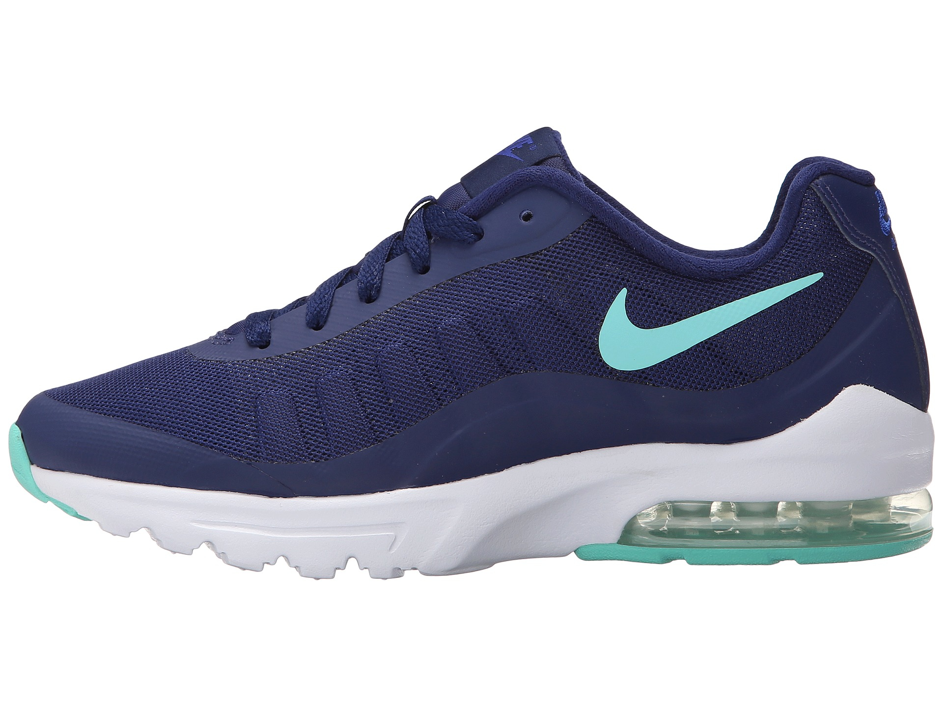 364ef1321a54f ... inexpensive lyst nike air max invigor in blue for men 7bbf2 38dae