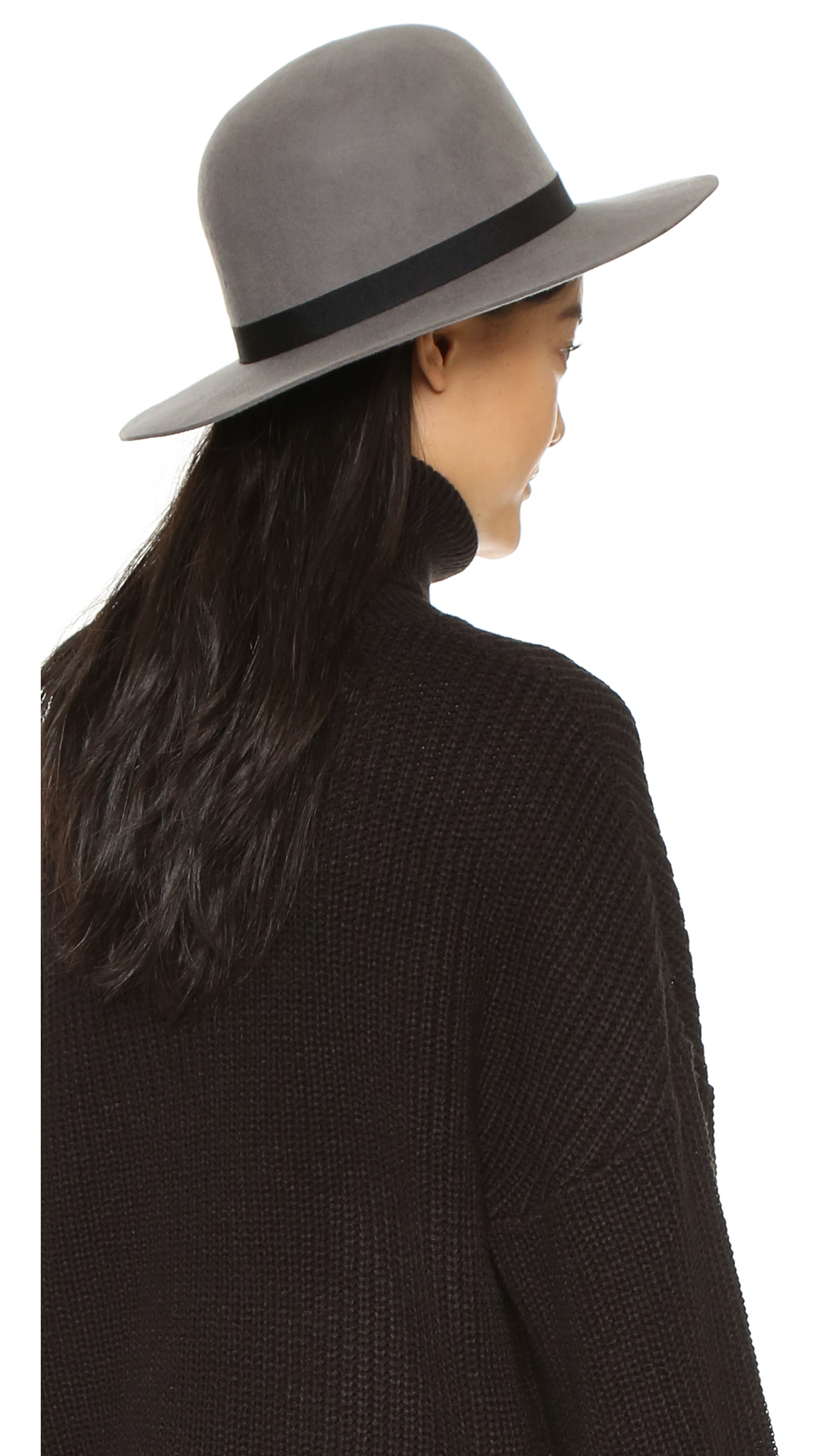 Lyst - Brixton Colton Hat in Gray c57fb1c1f21