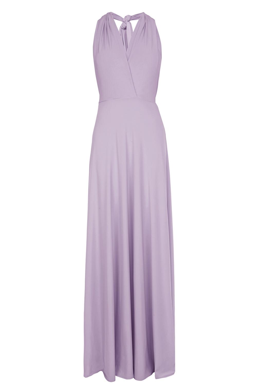 Lyst coast corwin multi tie dress in purple gallery womens purple dresses ombrellifo Gallery
