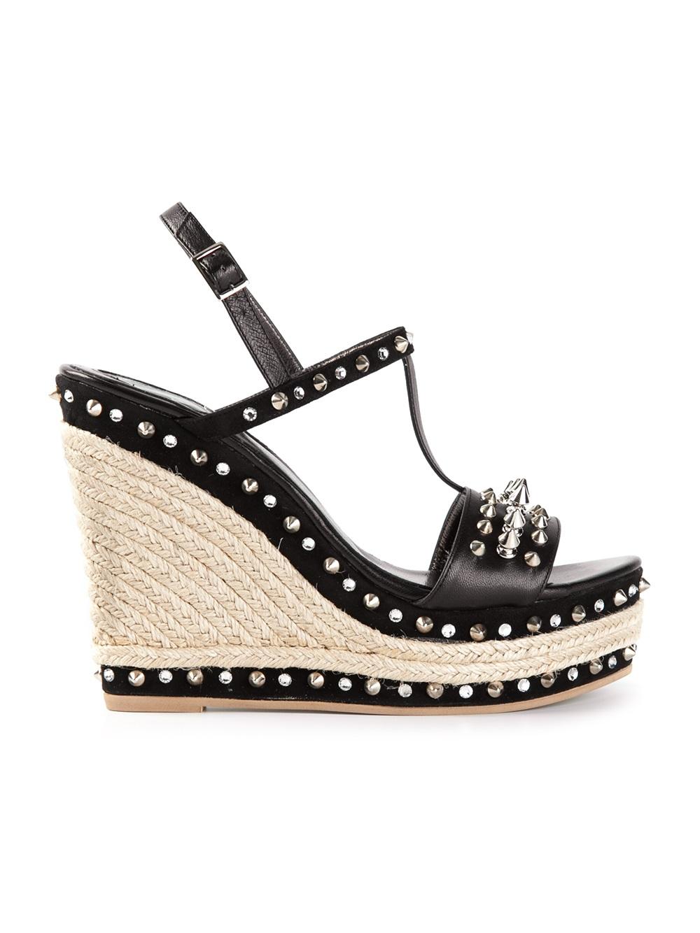 Philipp Plein Shoes Studded Heels