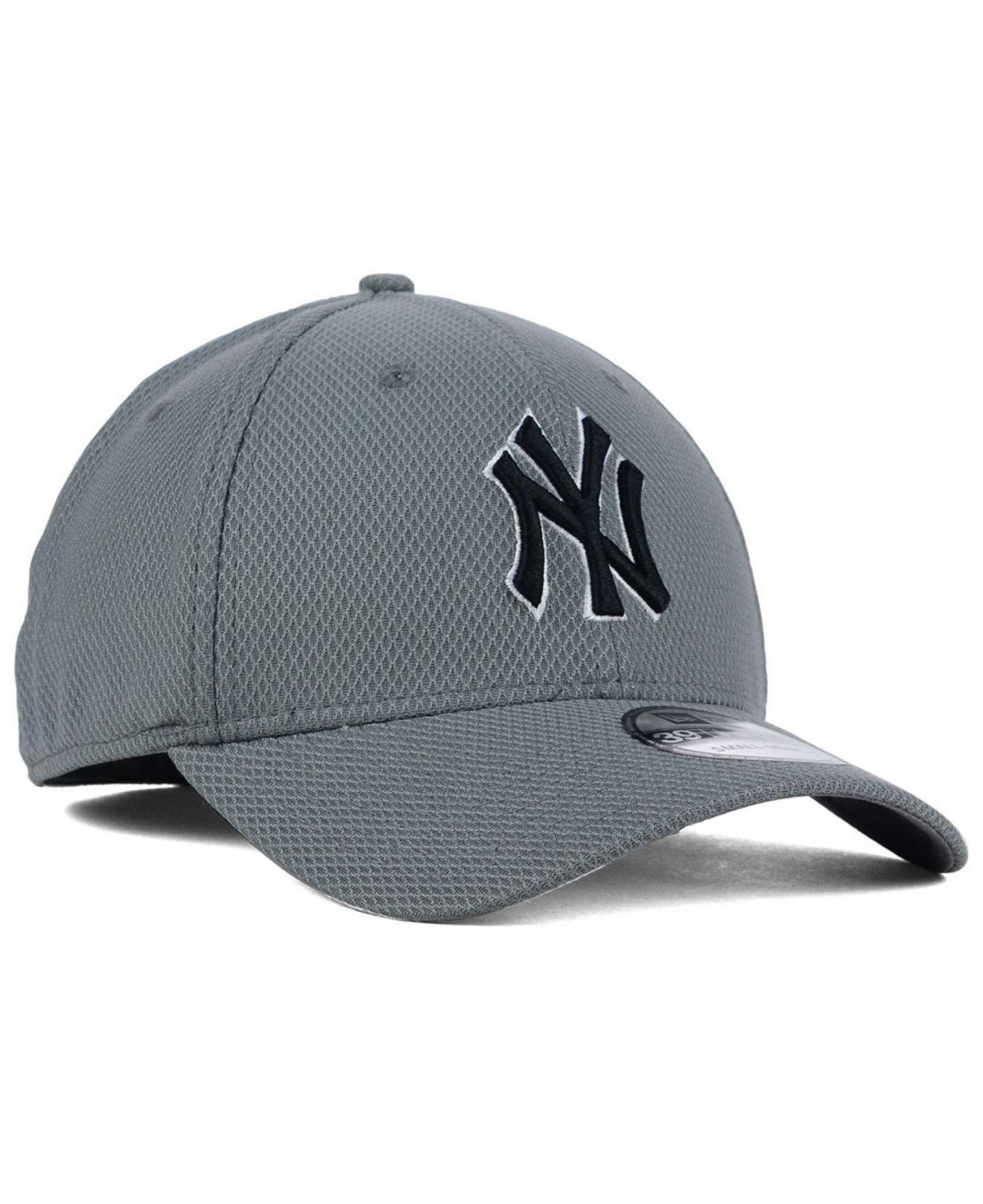 Lyst - KTZ New York Yankees Diamond Era Gray Black White 39thirty ... 70ca3c016903