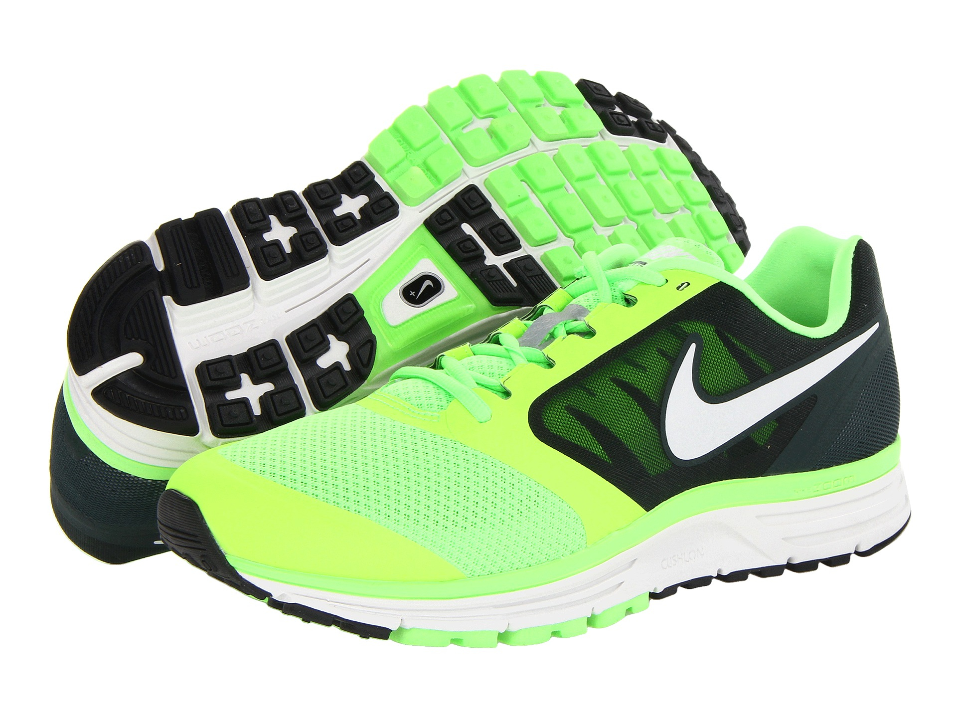 Lyst - Nike Zoom Vomero 8 in Green for Men 58d454130
