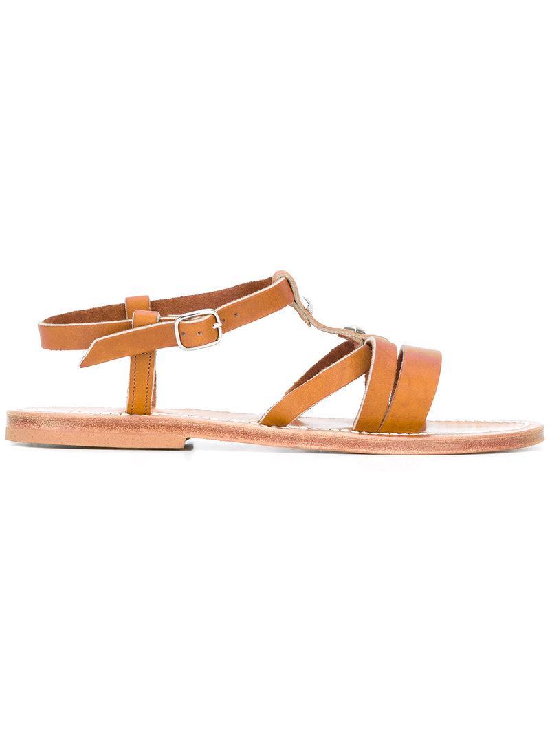 K jacques Marcia open toe sandals YR70z