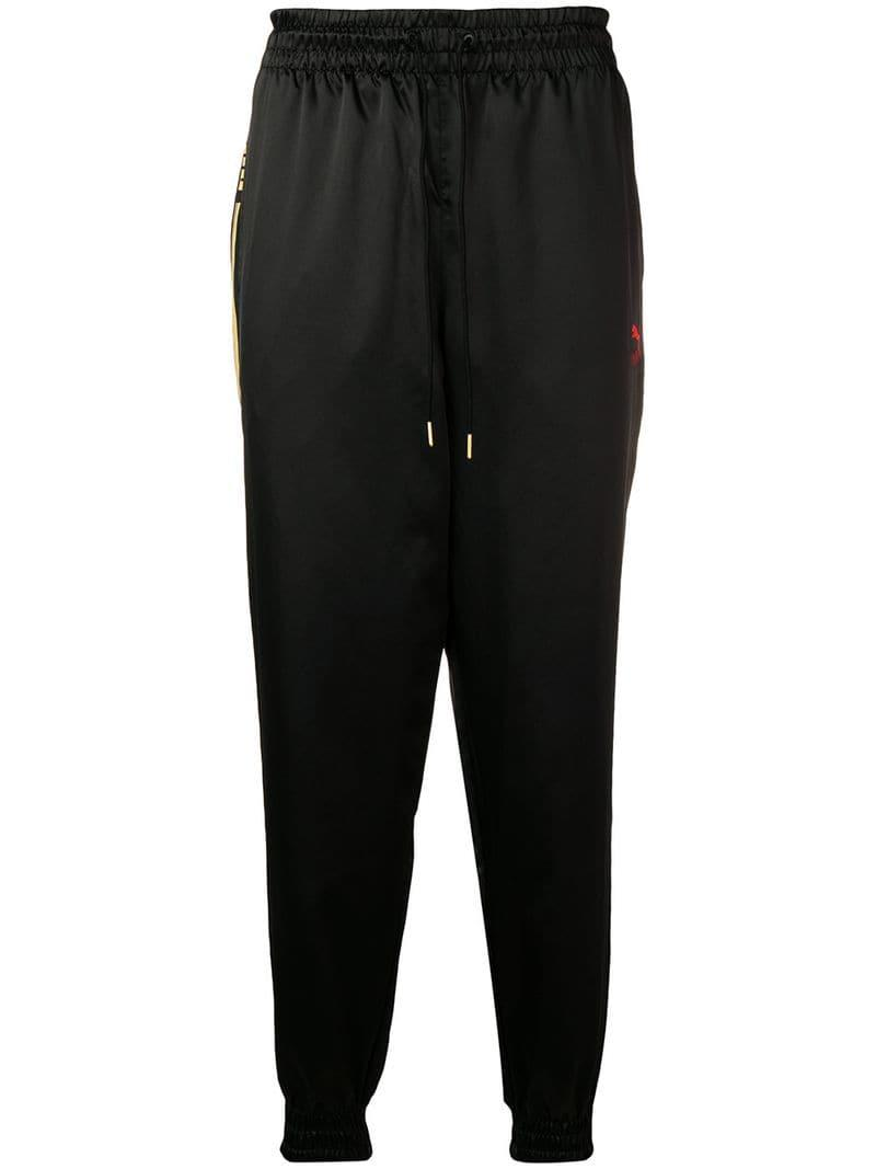 3fa9b685b6311 Lyst - Pantalon de jogging à rayures latérales PUMA pour homme en ...