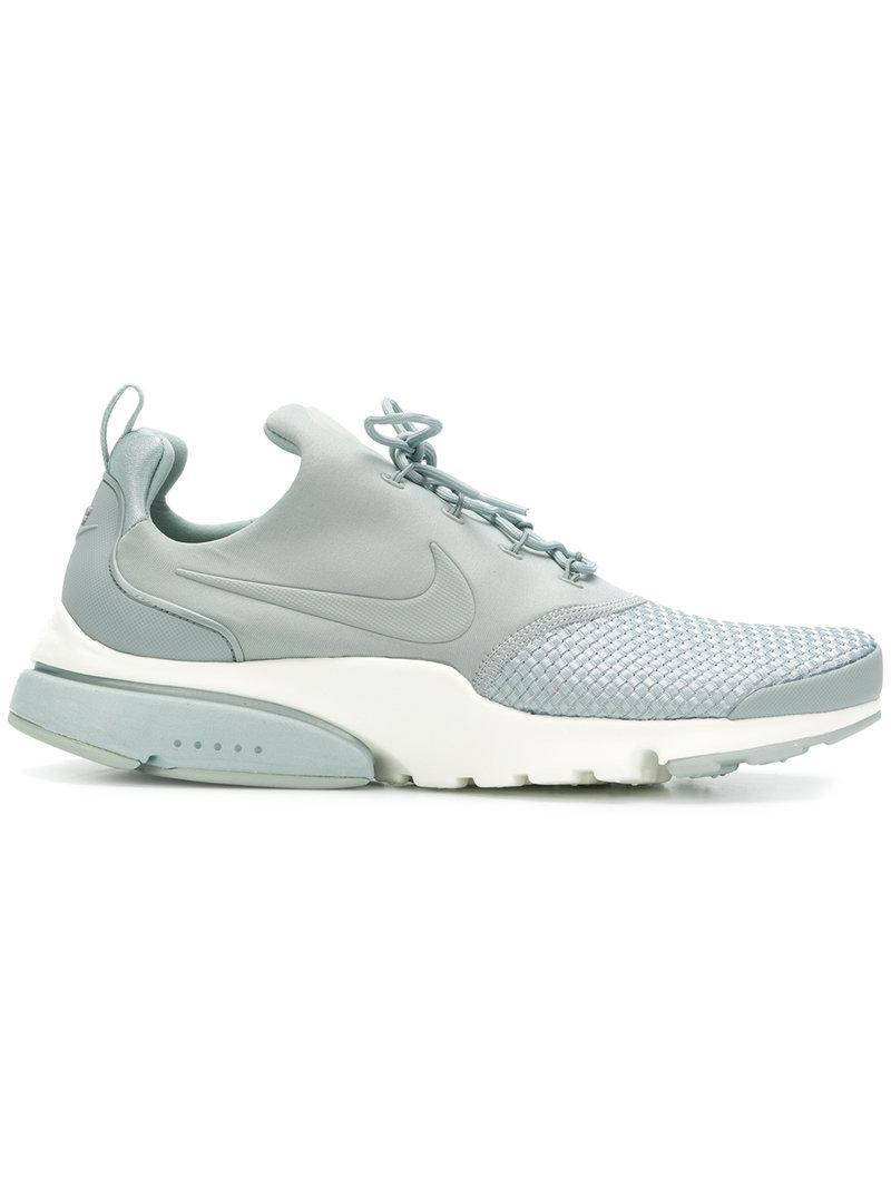 6b75f357deb7 Lyst - Nike Presto Fly Se Sneakers in Green for Men