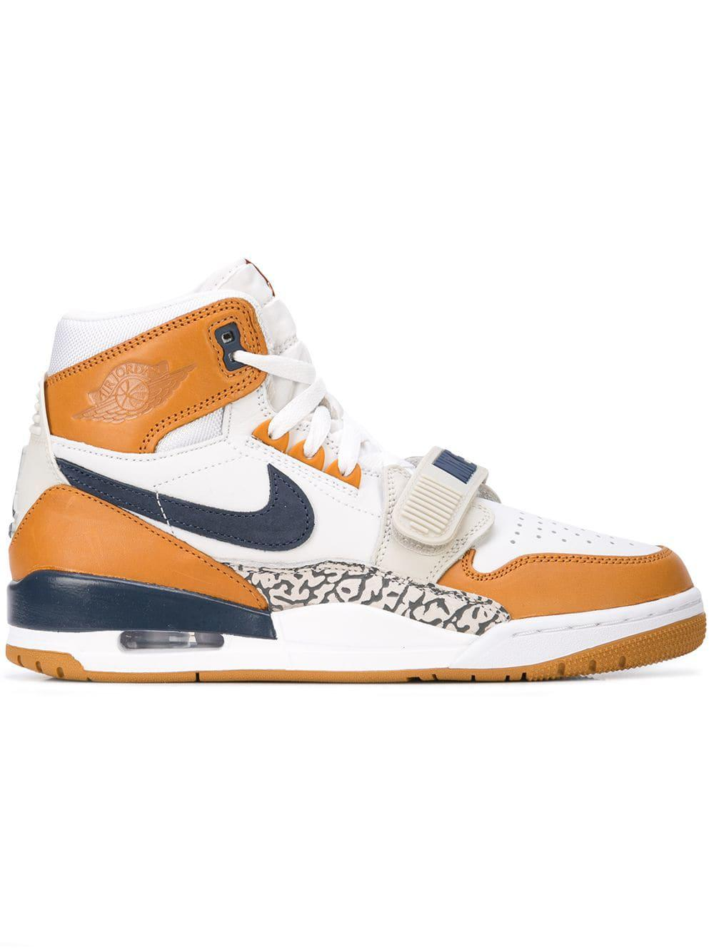 89b017d42d9 Nike Air Jordan Legacy 312 Just Don Nrg Sneakers in White for Men - Lyst