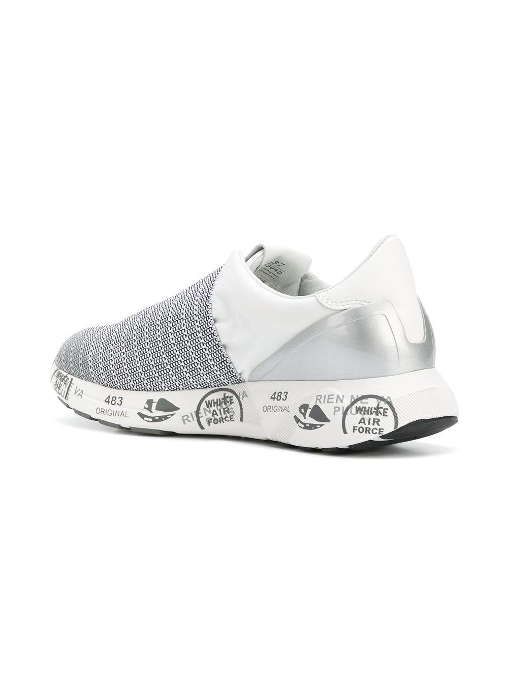 sneakernews Premiata colour block slip-on sneakers low price cheap online 9j0KvYnFTQ