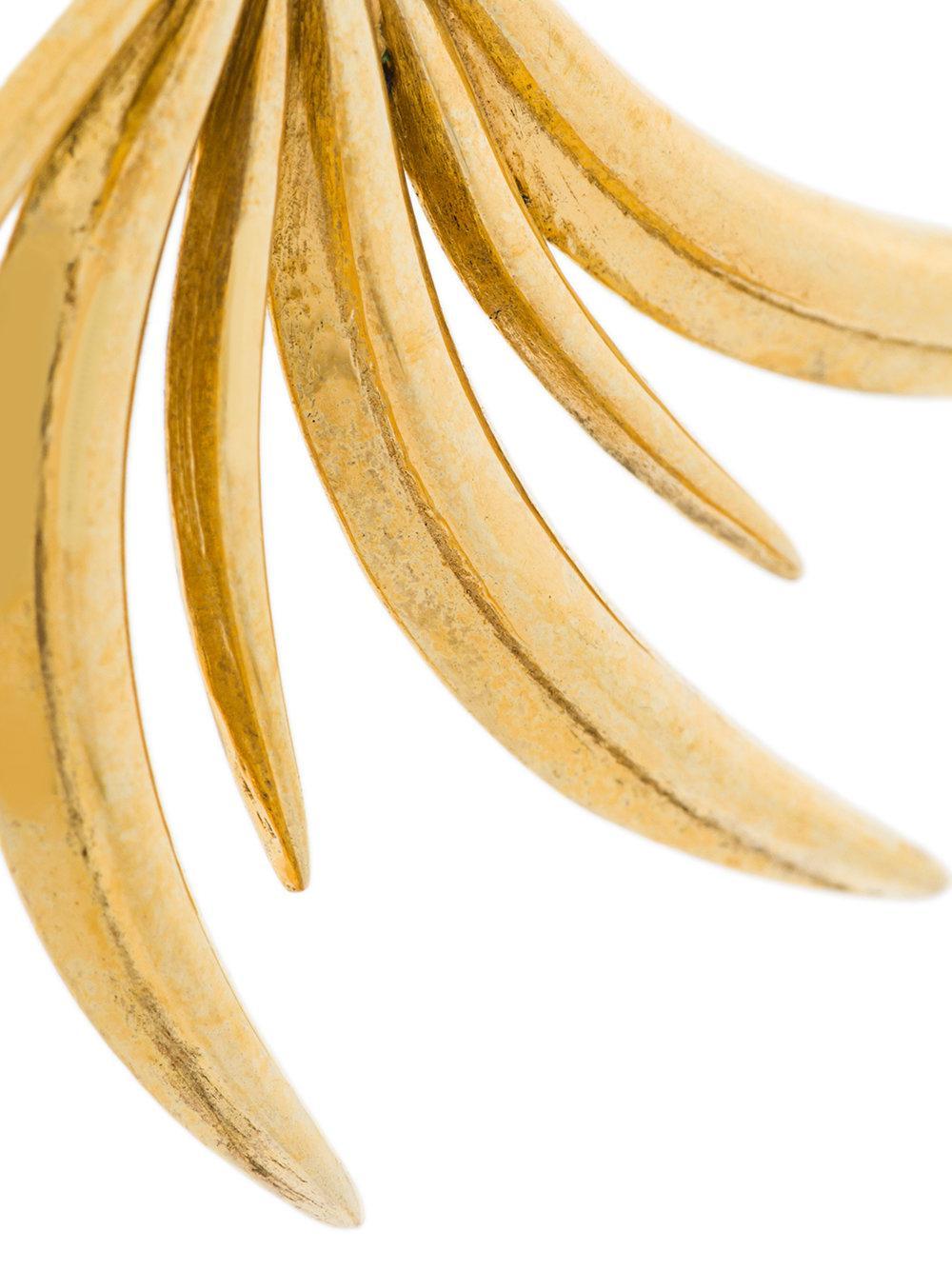 Niomo Attalea earrings - Metallic tQvcm0k