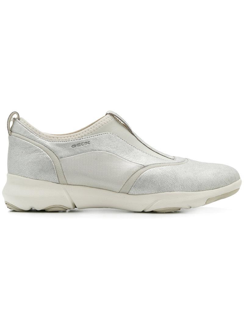 Theragon sneakers - Metallic Geox aL6lkGj