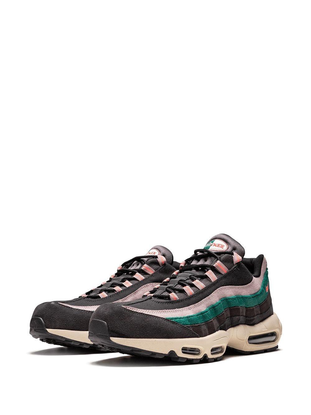 691bad261d Nike Air Max 95 Prm Sneakers in Gray for Men - Lyst