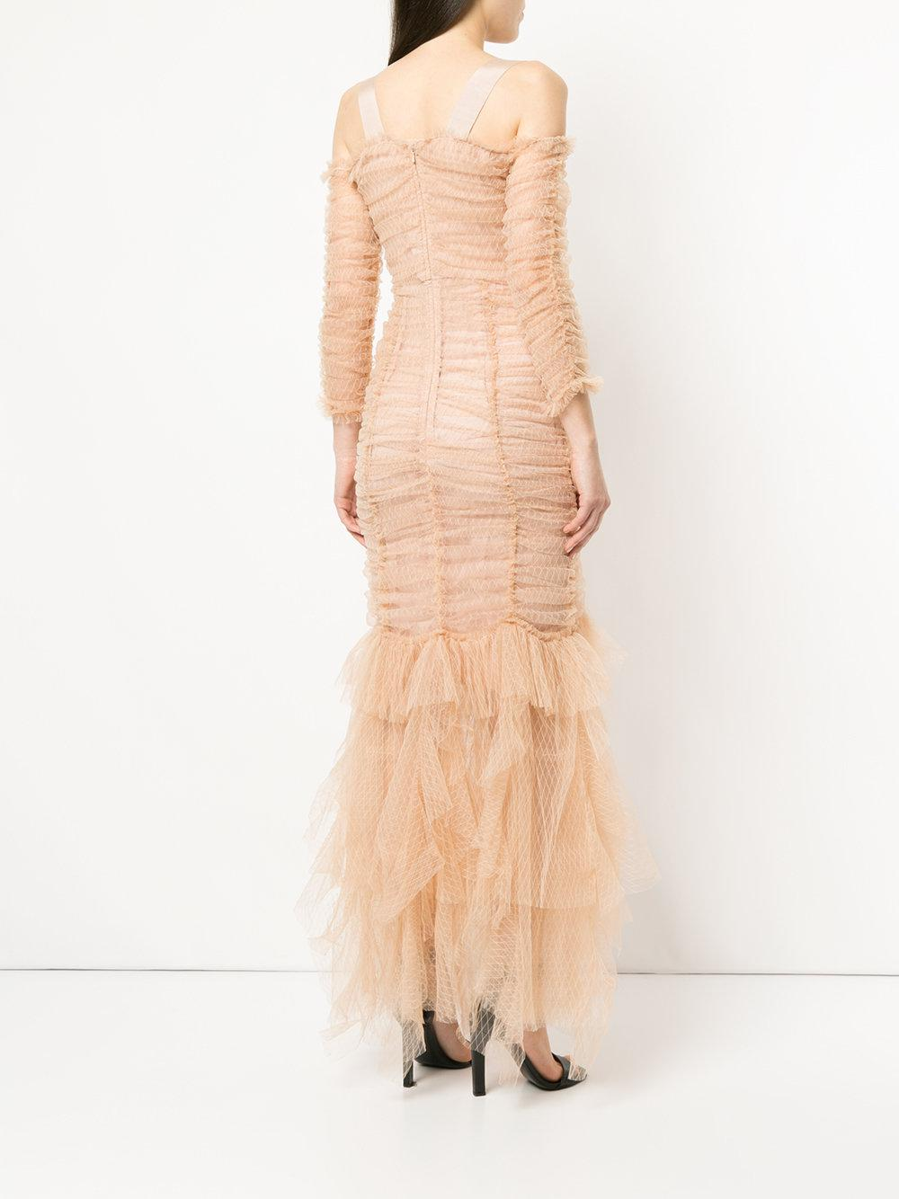 Unforgettable gown - Nude & Neutrals Alice McCall