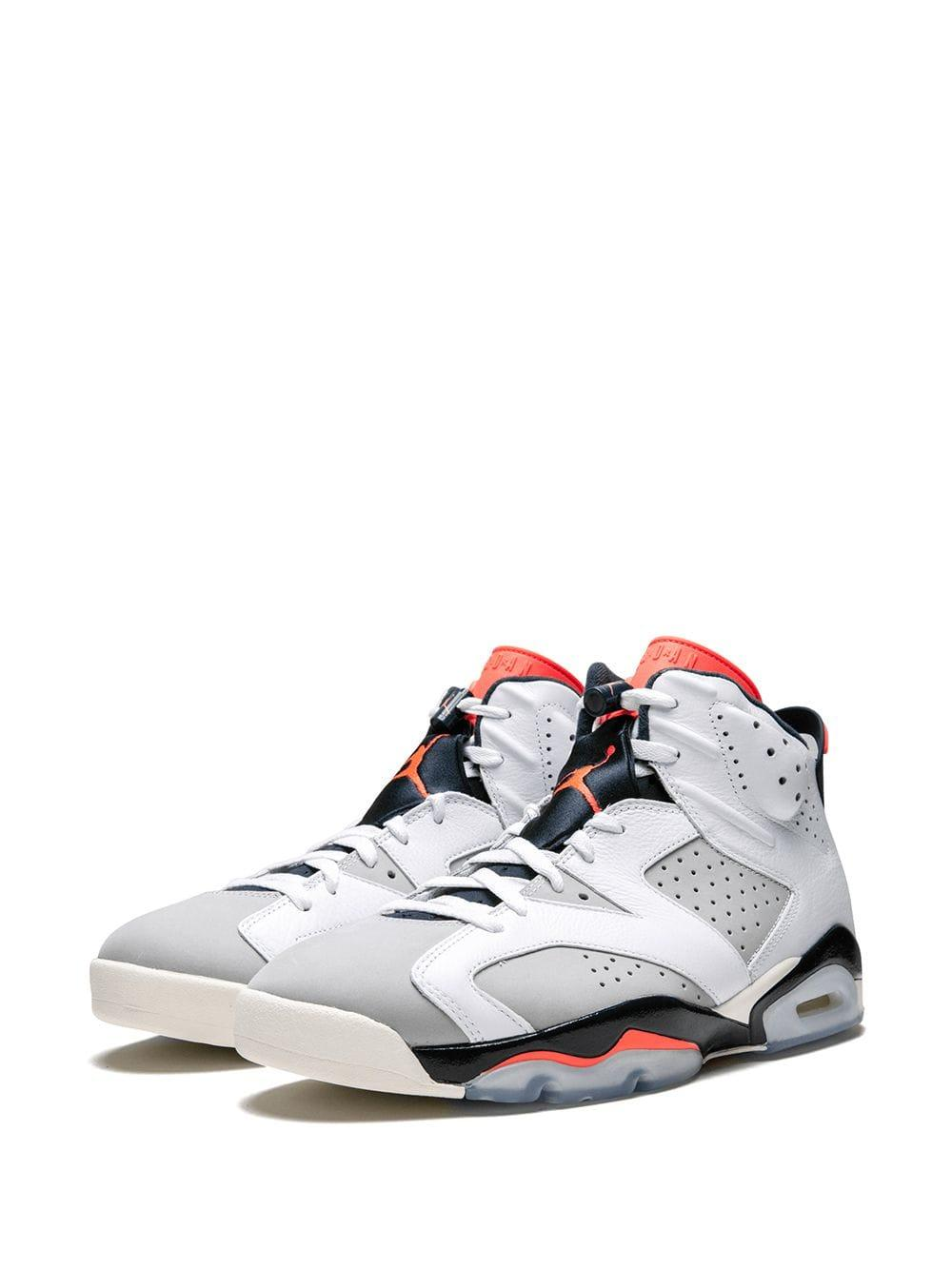 new product 0fb24 ae109 Nike Air 6 Retro Sneakers in Gray for Men - Lyst