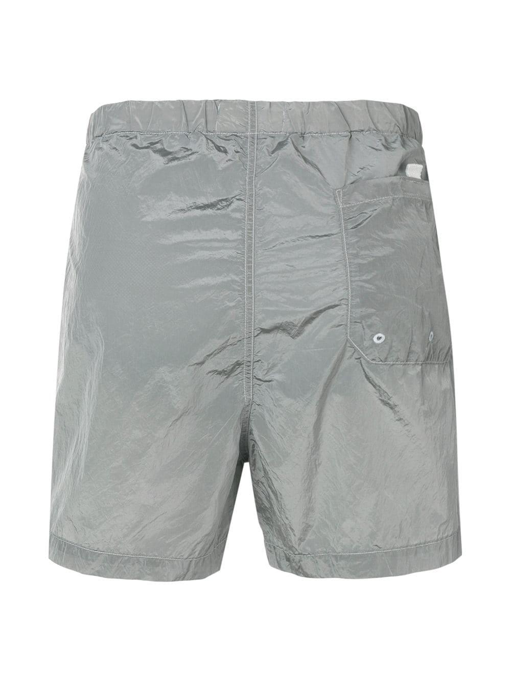 e76755c8f4 Lyst - Stone Island Classic Swim Shorts in Gray for Men