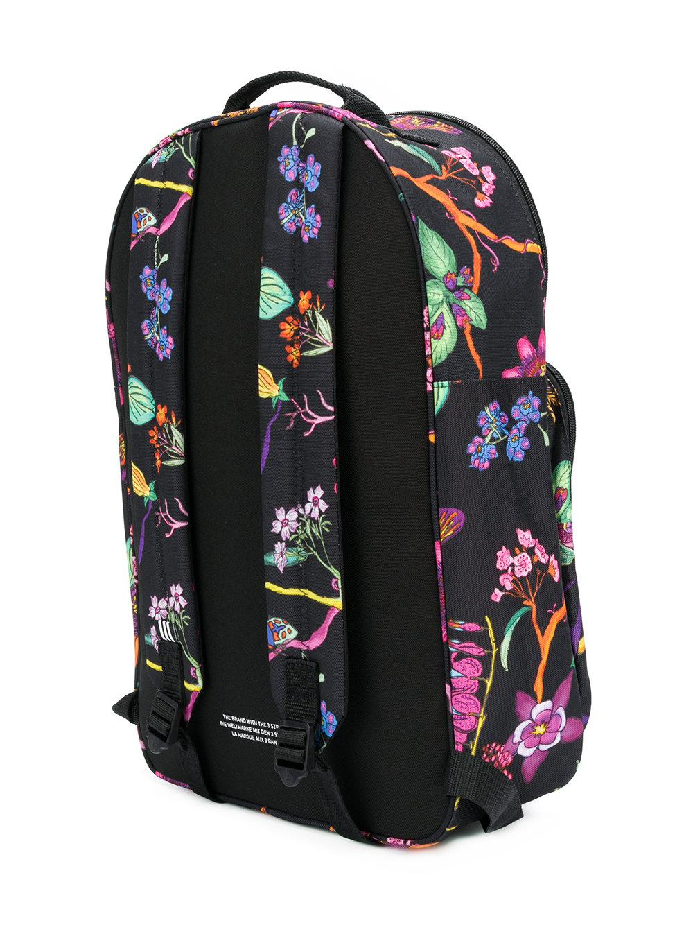 90f8c745d80f Lyst - adidas Poisonous Garden Classic Backpack in Black