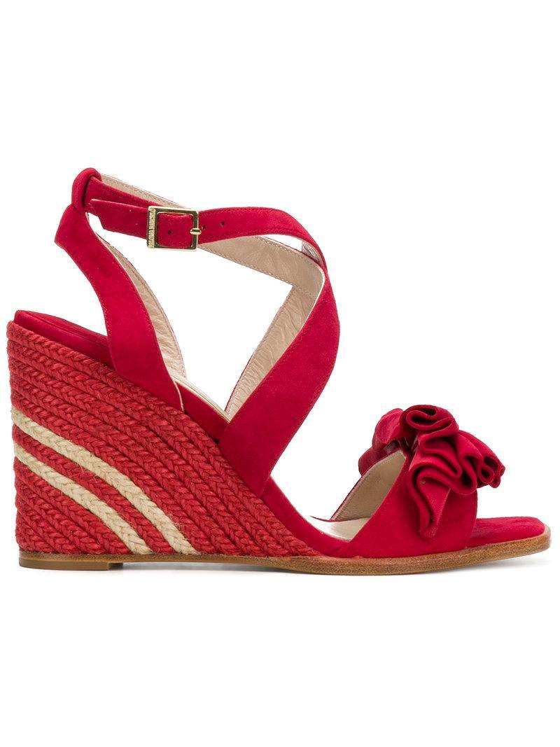Paloma Barceló ruffle sandals sale recommend discount brand new unisex hot sale for sale very cheap cheap online cheap sale professional n1d4Wci