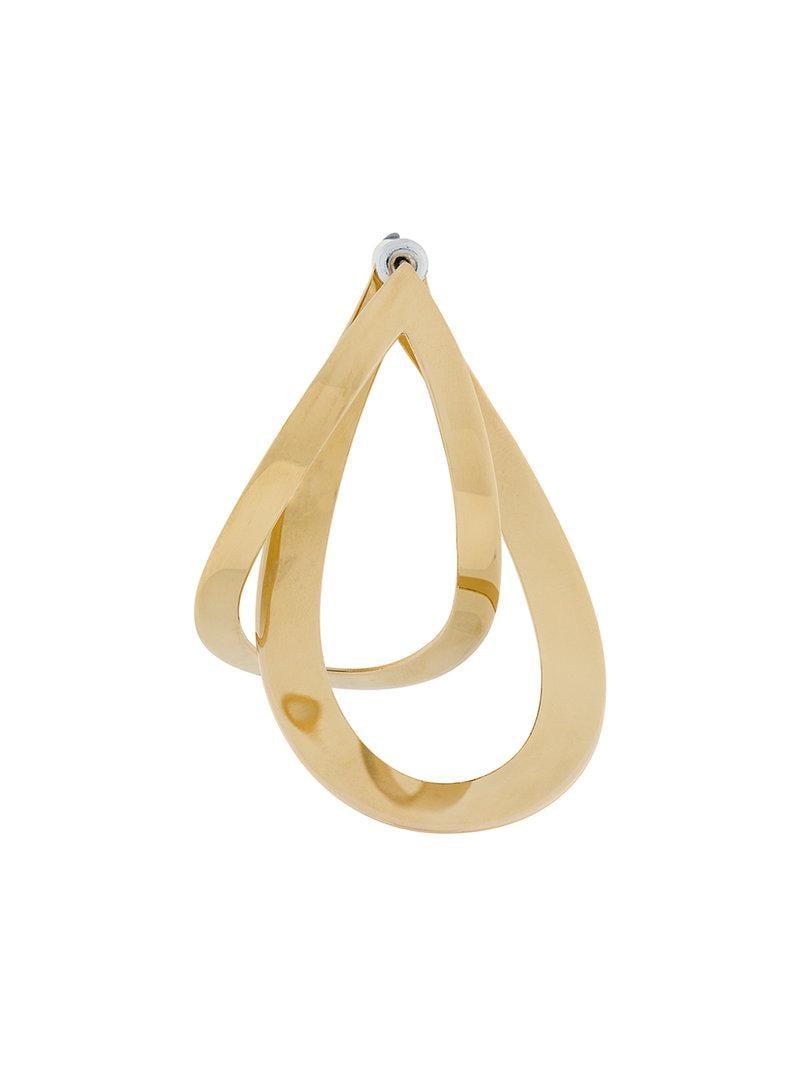 Charlotte Chesnais gold vermeil Maxi Endless earring - Metallic k1BTab2