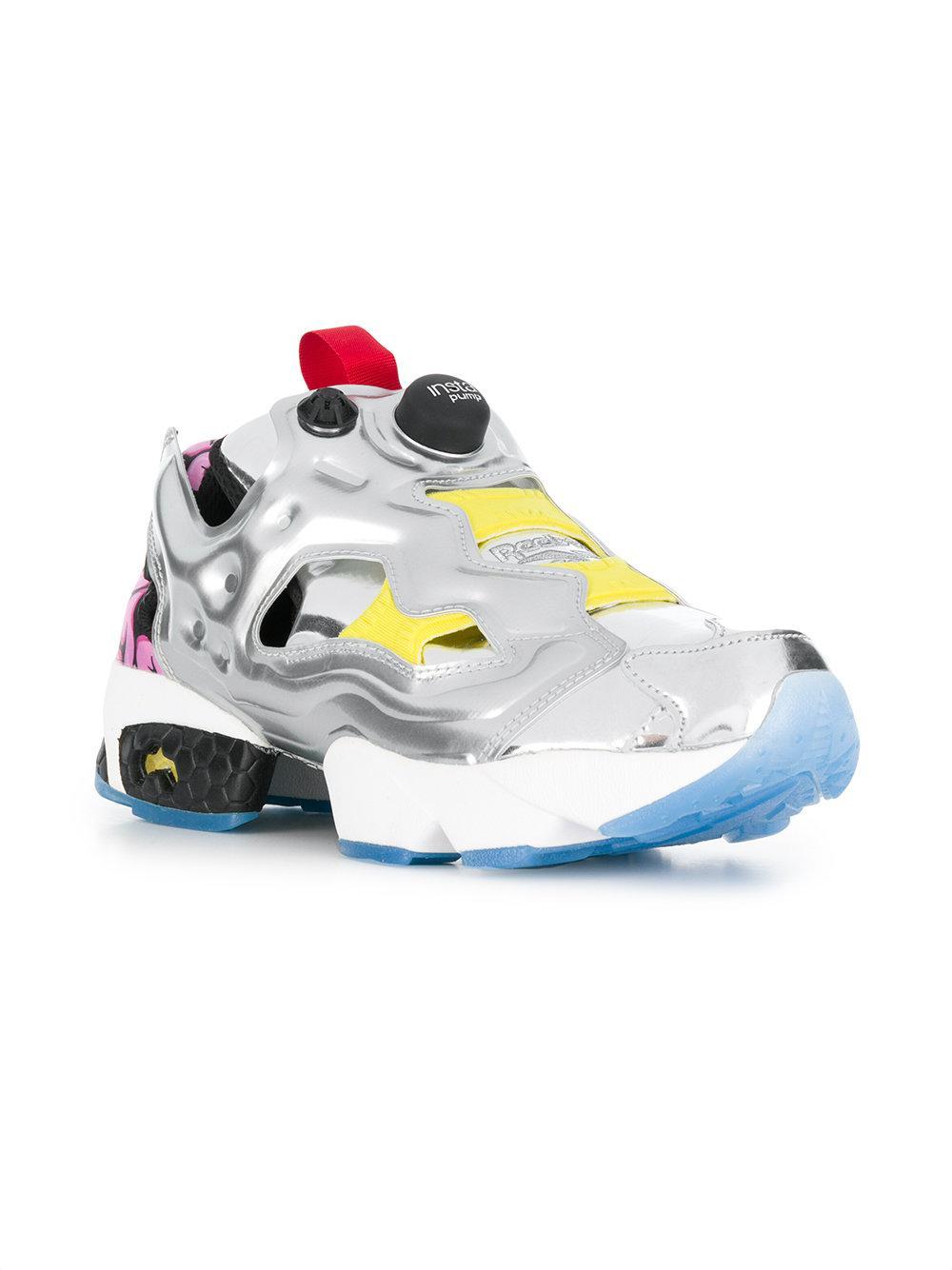 Lyst - Reebok Instapump Fury Og Vp Sneakers in Metallic a751b226e