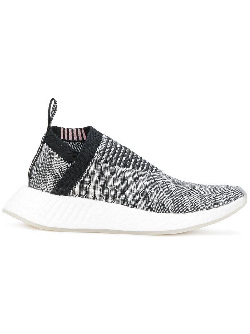 Lyst Adidas NMD CS2 zapatillas negro