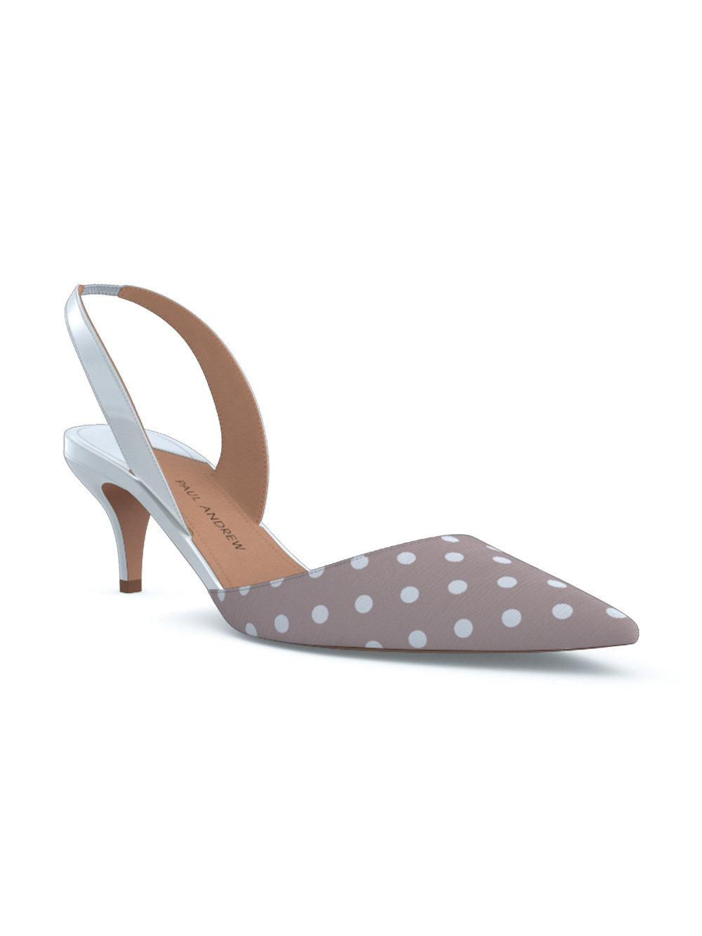 Rhea 55 pumps - Brown PAUL ANDREW CwiiLwjN