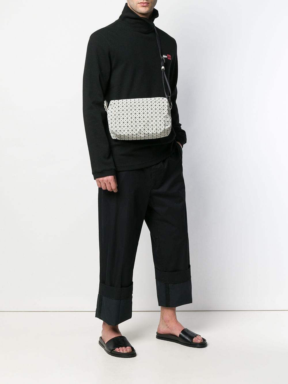 8748291225ae Bao Bao Issey Miyake - Multicolor Prism Shoulder Bag for Men - Lyst. View  fullscreen