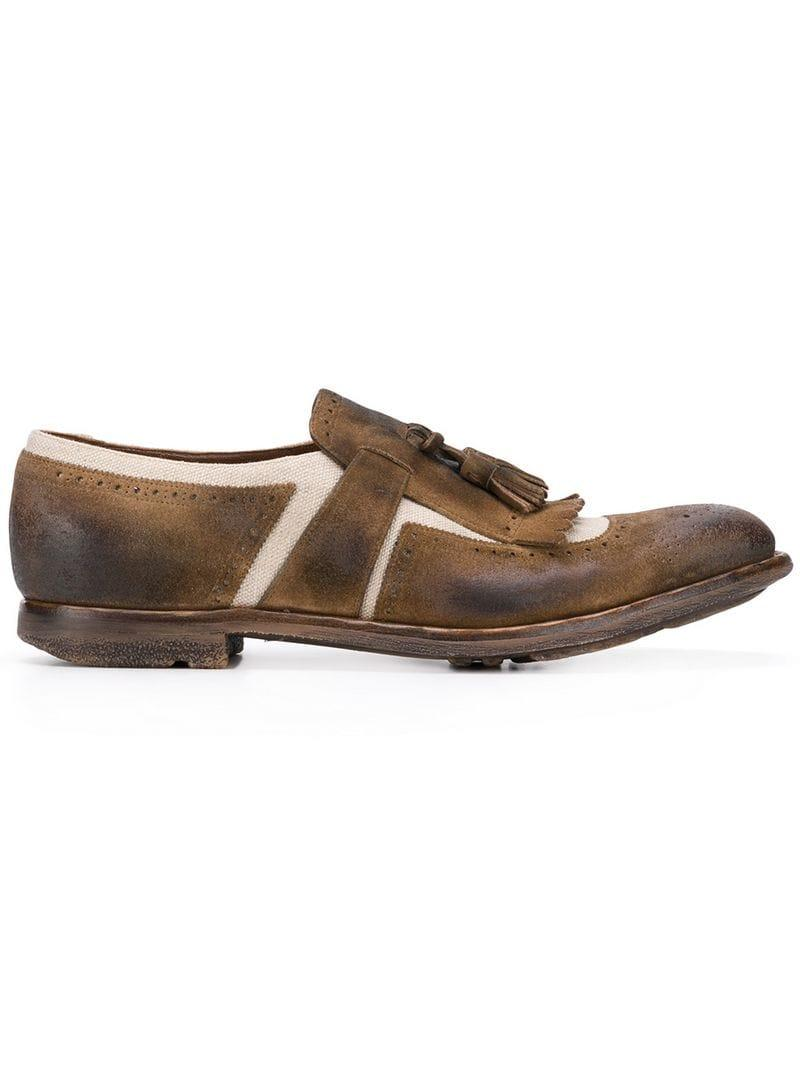 Church S Shanghai Loafers in Brown for Men - Lyst 91563c3fb92